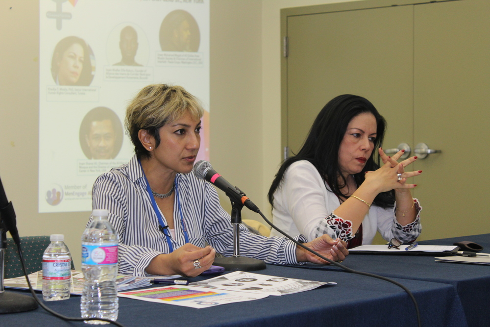 CSW 60, March 2016: #ImamsForShe Workshop