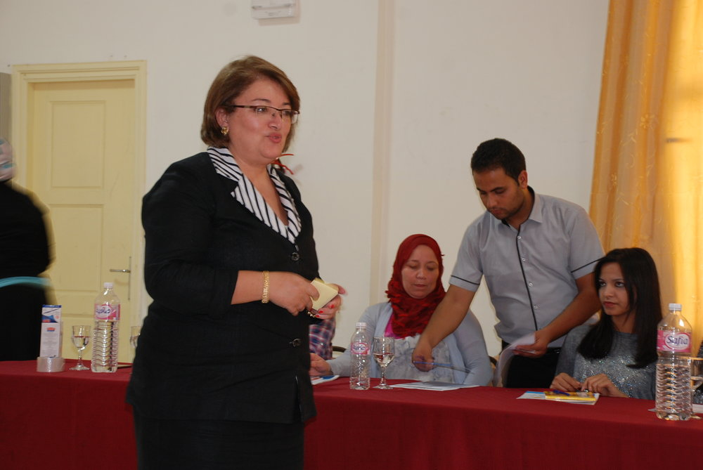 Tunisia: #ImamsForShe Workshop, September 2016