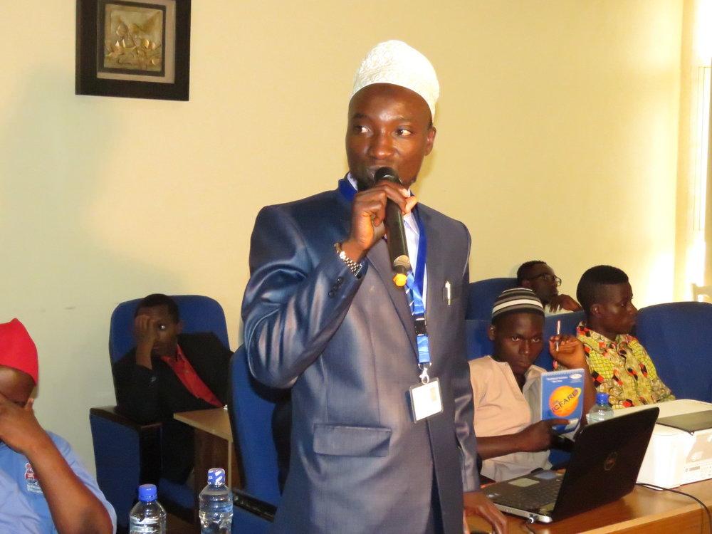 Burundi: #ImamsForShe Conference, 2016