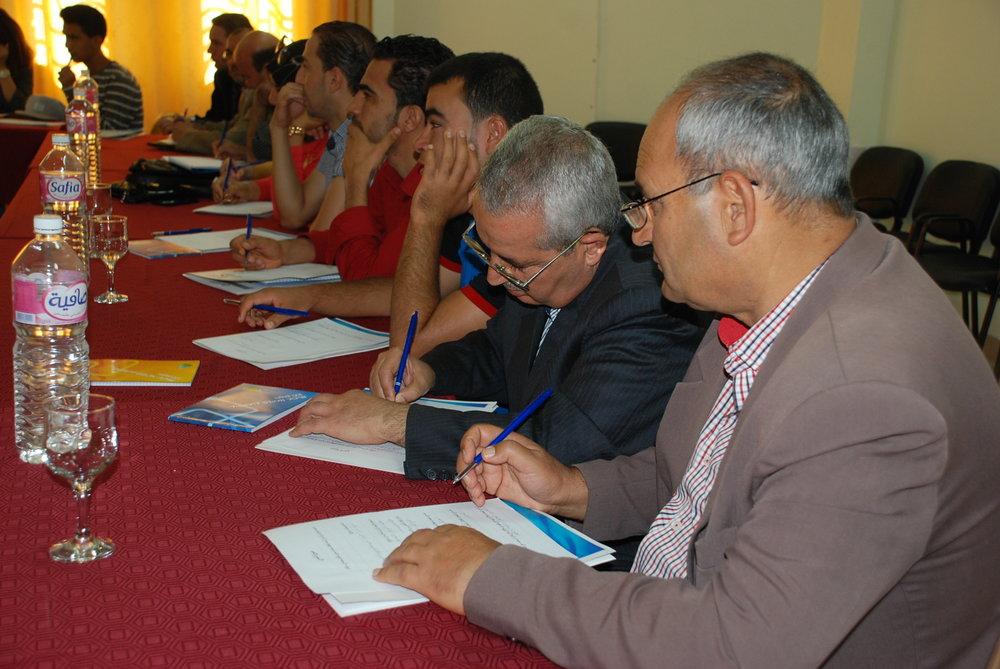 Tunisia Workshop Sept 2016.JPG