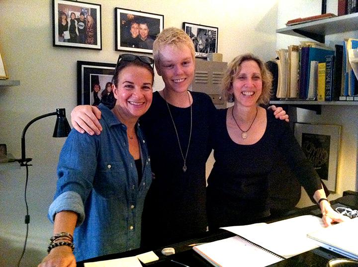 Me & Nikki Gregoroff Writing With Australian Artist Jack Vidgen