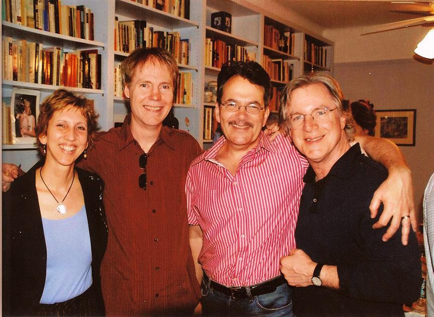 Me, Rick Carnes, Phil Galdston & John Sebastian