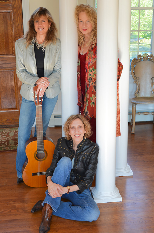 The Gyrlz - Nina Ossoff, Dana Calitri & Me