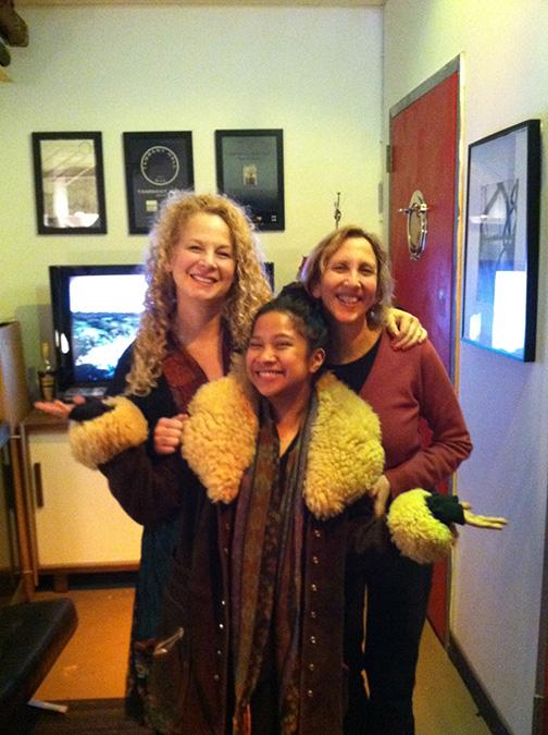 Zee Avi, Me & Dana Calitri