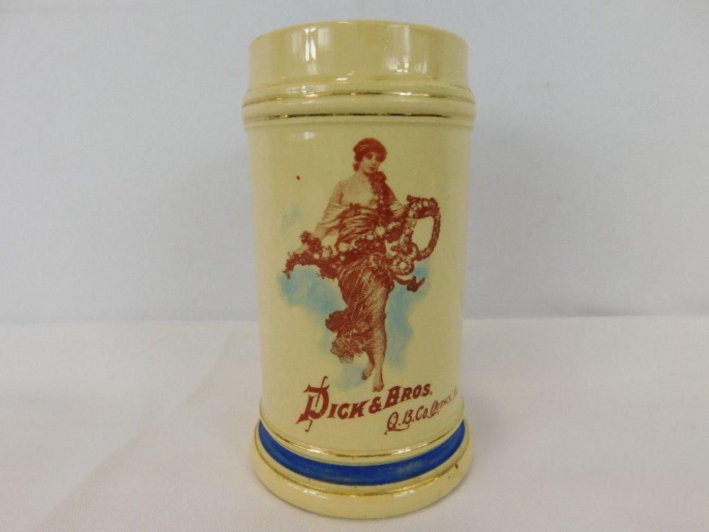 Dick Brothers Brewery Ceramic Stein Mug.jpg