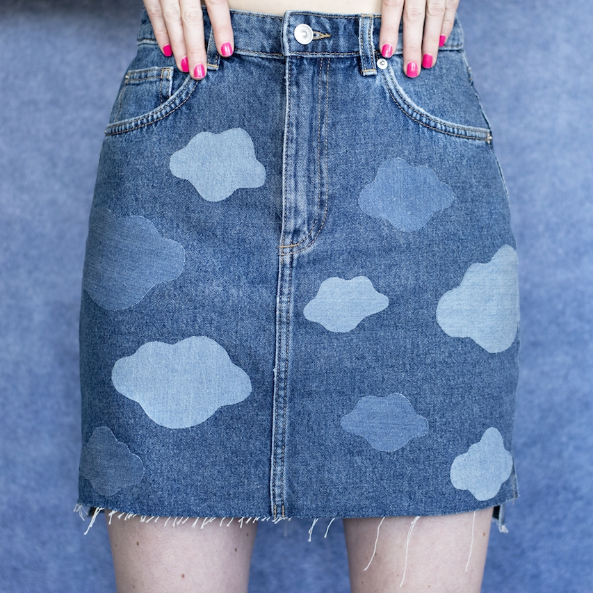 Dress Up: Denim Dazed -