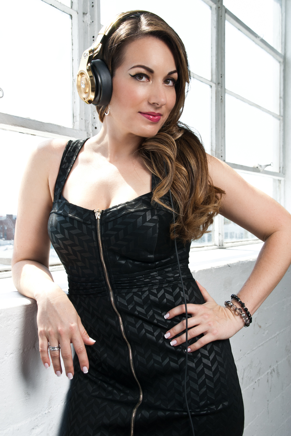 DJ Brandi Garcia, 93.5KDAY Los Angeles, CA