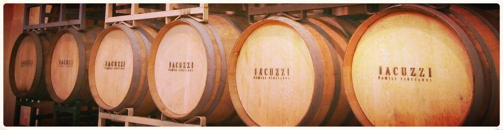 San Francisco wine tours to Jacuzzi winery.