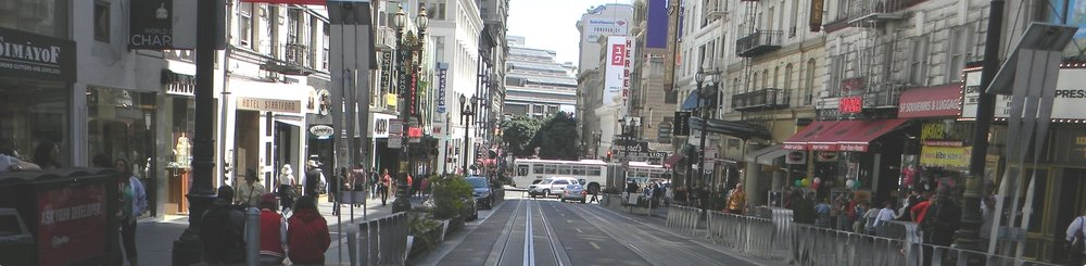 POWELL STREET CABLE CAR LINE