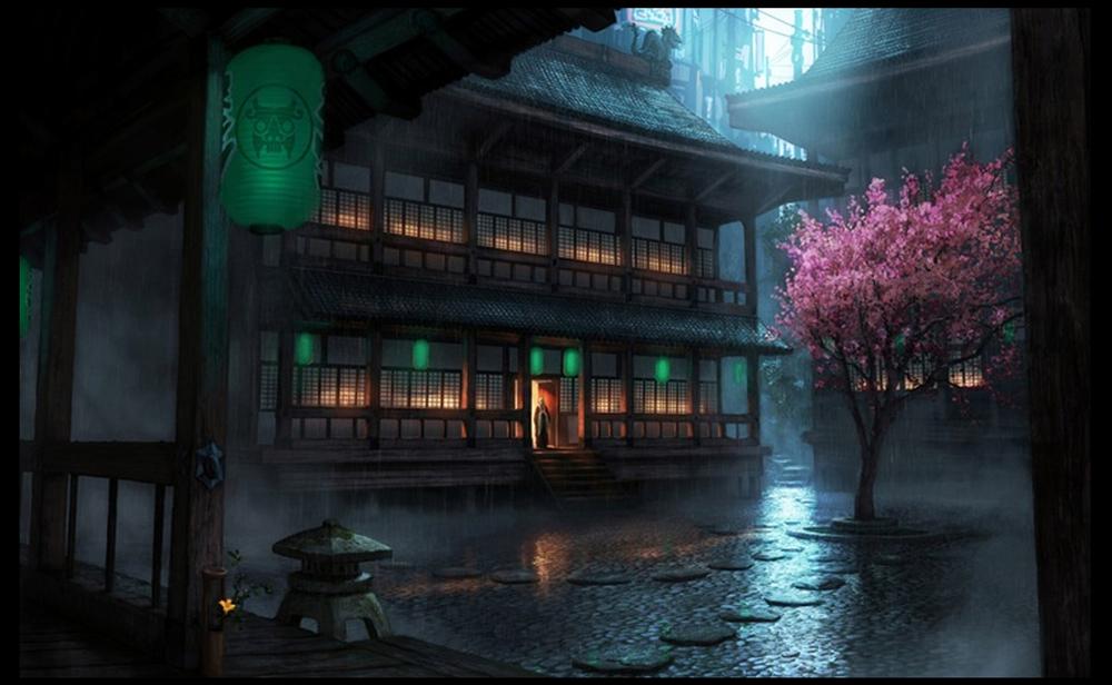 Concept from Secret World