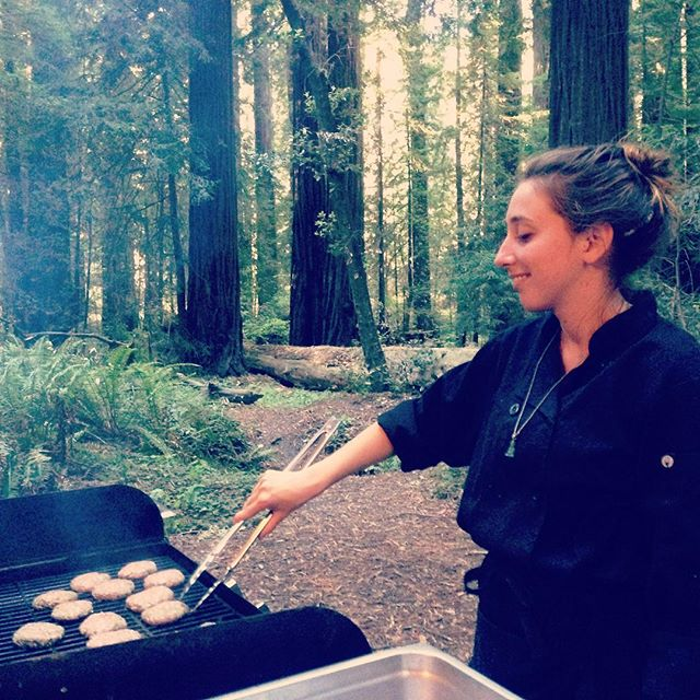 #grillgangsta #missmaddy #madewithlove #lambsliders #redwoods #pamplingrovewedding #outlawkitchen