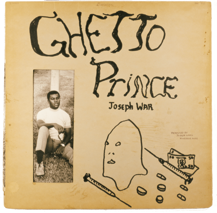 Joseph War, Ghetto Prince