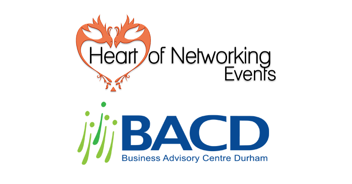 Annually, Heart of Networking partners with BACD to bring you a special celebration of women in Durham! We salute the entrepreneurs, the business owners, the practitioners, the leaders, the teams and ALL women of this Community! Join us to celebrate the strength & the diversity of inspiring women in business! Connection! Education! Opportunity!  You will be treated to a delicious lunch by  Sher's 5 Star Catering ! Included on the program is a panel of local business experts willing to share their experiences and inspire you to action! Join us to recharge your batteries, reconnect with other business women of Durham (and beyond) and meet some wonderful new connections!! You'll be glad you did!!   Meeting agenda:   11:00 a.m.Welcome Desk opens! Mix 'n mingle networking and visiting showcase exhibitors begins!  11:30 a.m.Lunch Buffet opens  11:45 a.m.Structured Meeting begins including round table networking, panel of speakers and door prizes!  1:30 p.m.until 2:00 – more open networking with attendees and exhibitors as well as showcase table draws!