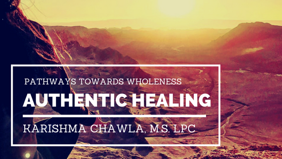 Authentic Healing