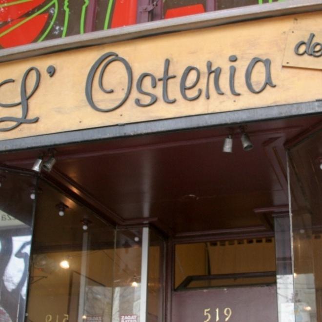 L'Osteria Del Forno