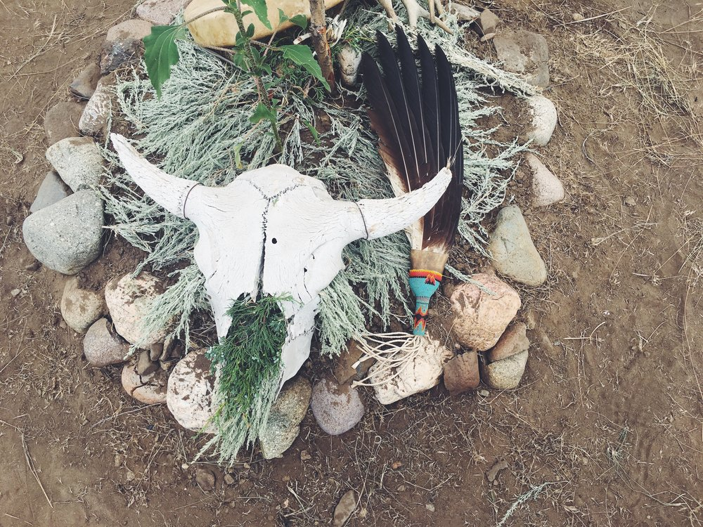 FRIDAY, JULY 7 | SACRED CIRCLE: TEACHINGS OF THE MEDICINE WHEEL AND SWEAT LODGE