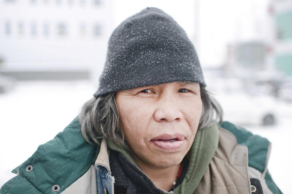 Frozen Out: Homeless at Sub-Zero —  EDGE Jan 29, 2015