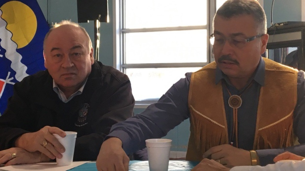 All-season road to Whati, N.W.T., gets federal gov't funding —  CBC Jan 11, 2017