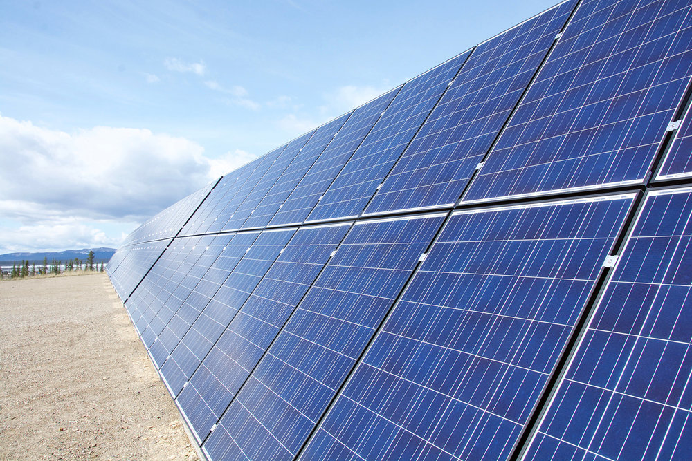 Is Hi-Tech Solar the Answer for the NWT's Communities?— EDGE June 7, 2016