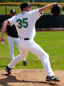 Rangers prospect Tim Murphy, inverted L (Source: chrishwish, flickr.com)