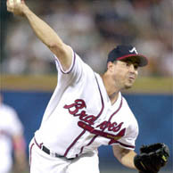 Greg Maddux extending prior to internal rotation (AP Photo)