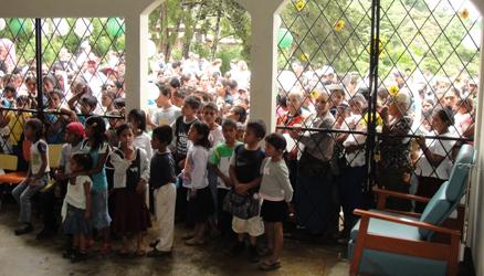 Medical Clinic in La Esmeralda, Nicaragua
