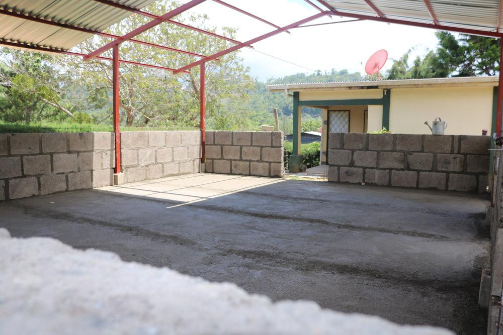 Children's Facility Floor
