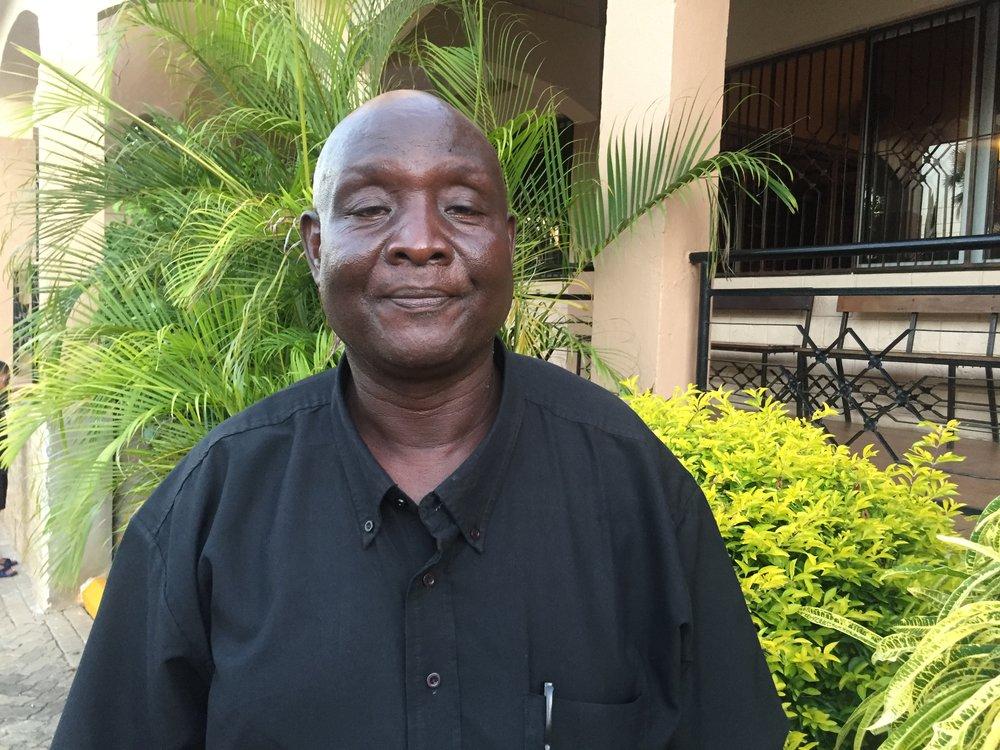 Pastor John Okong'o