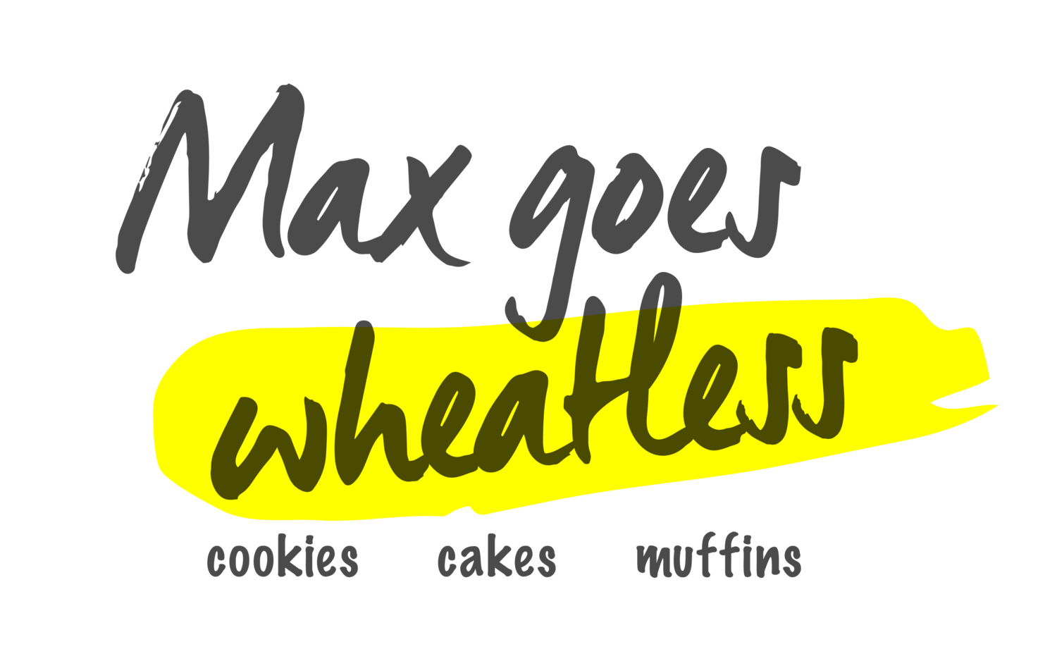 Max Goes Wheatless