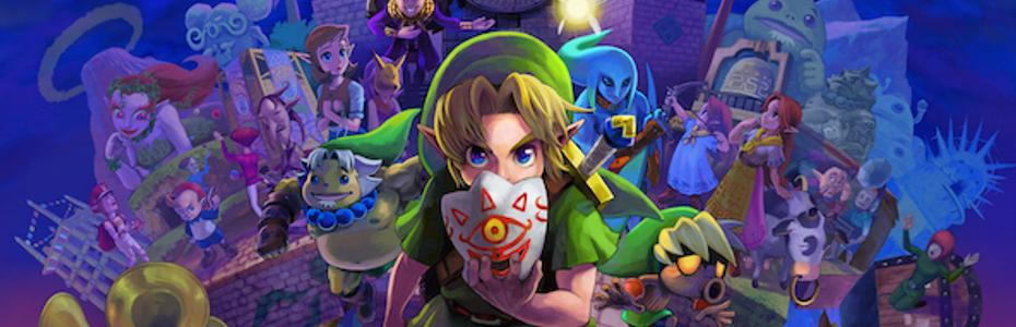 Review: The Legend of Zelda: Majora's Mask