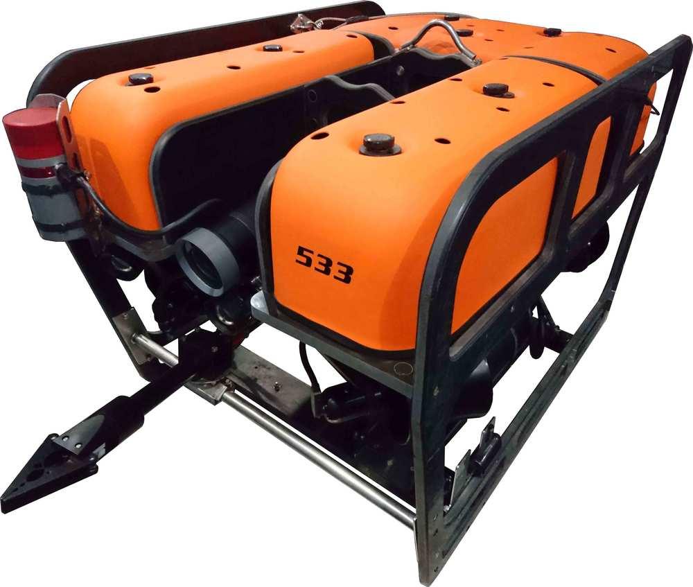 AUS-ROV Deep Ocean Engineering Vector M5 ROV