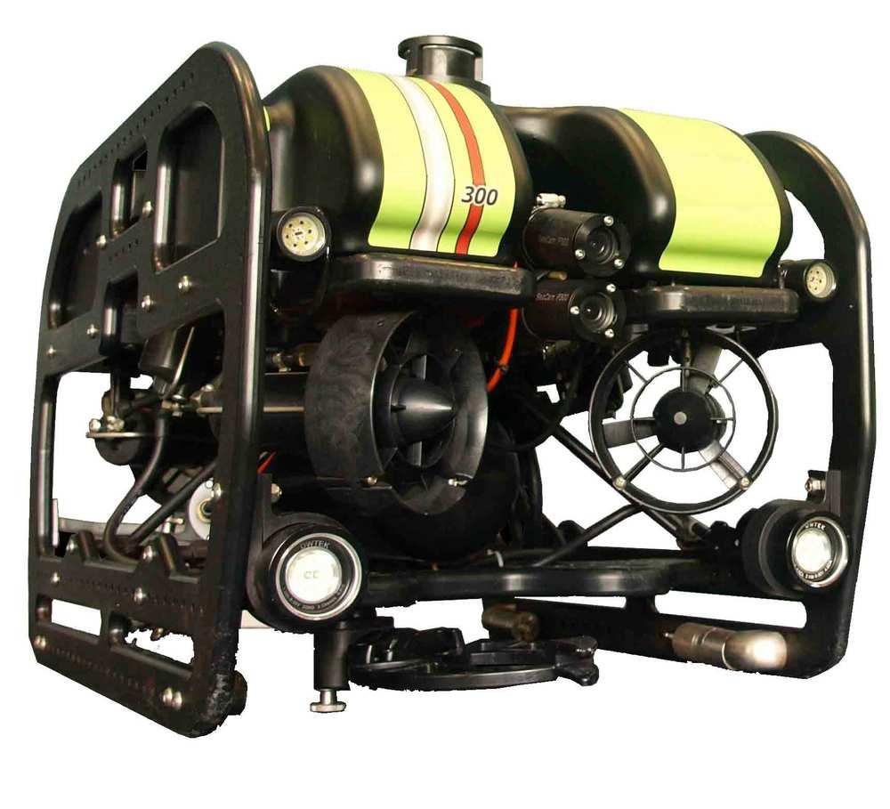 AUS-ROV Teledyne SeaBotix vLBV300