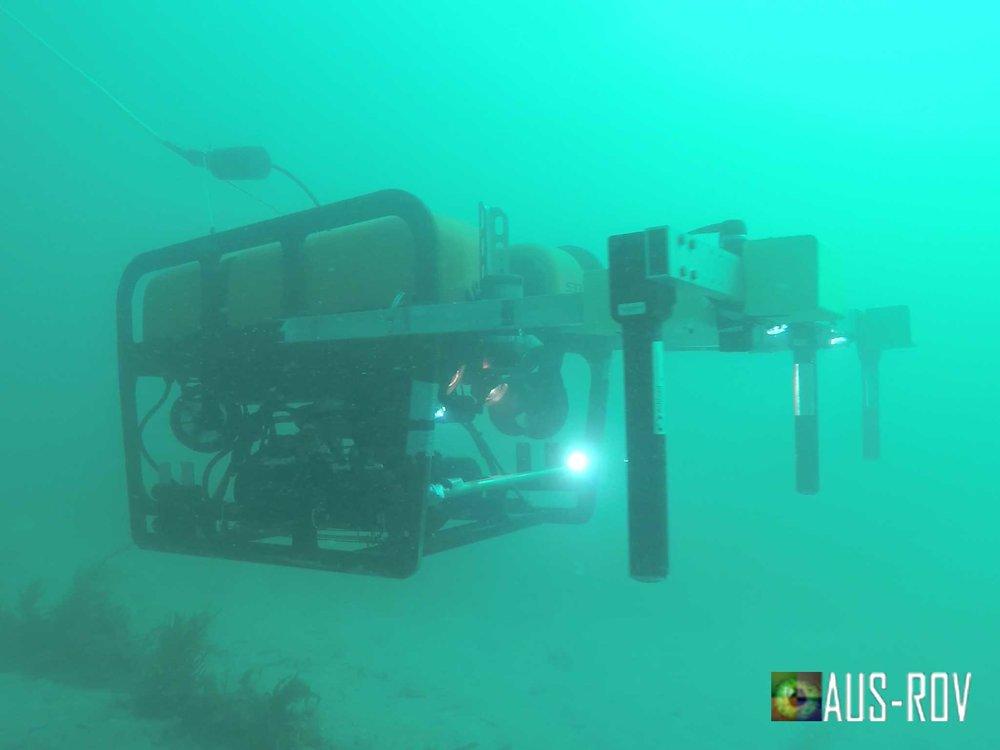 AUS-ROV-Depth-Of-Burial-Pipeline-Survey
