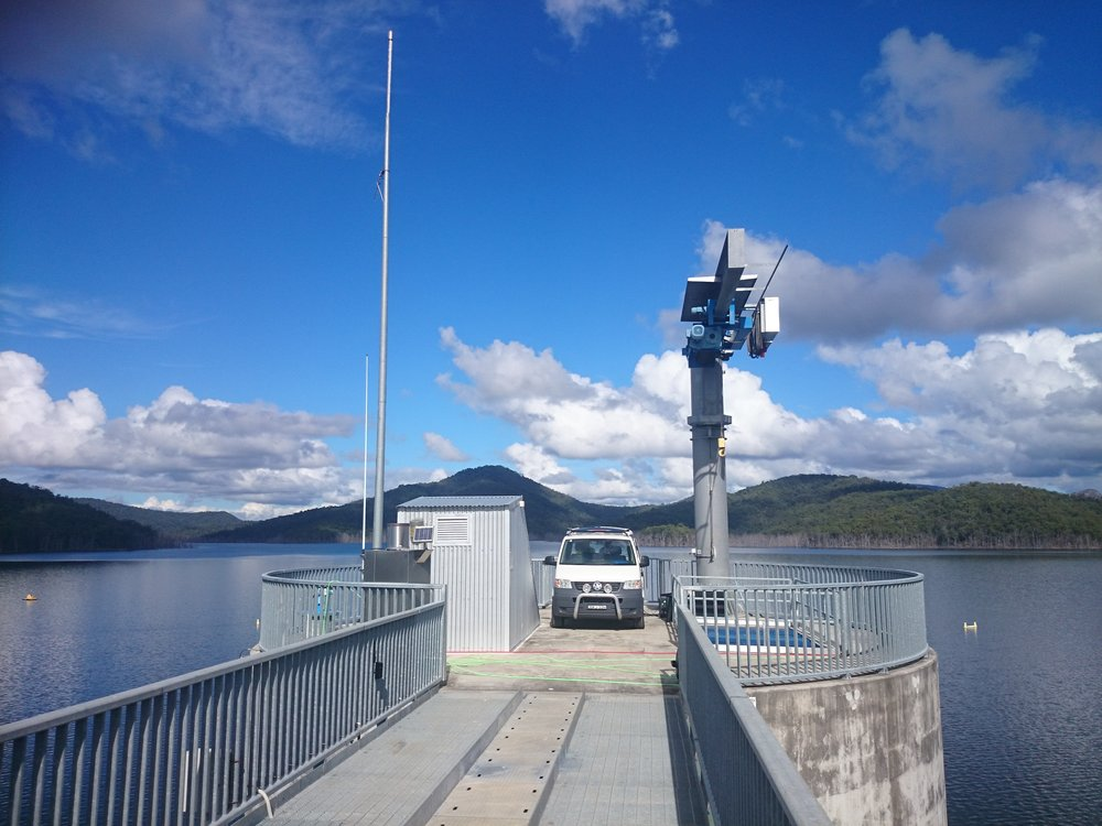 AUS-ROV Dam Inspections at Hinze Dam Remote Control Inspection 1.JPG