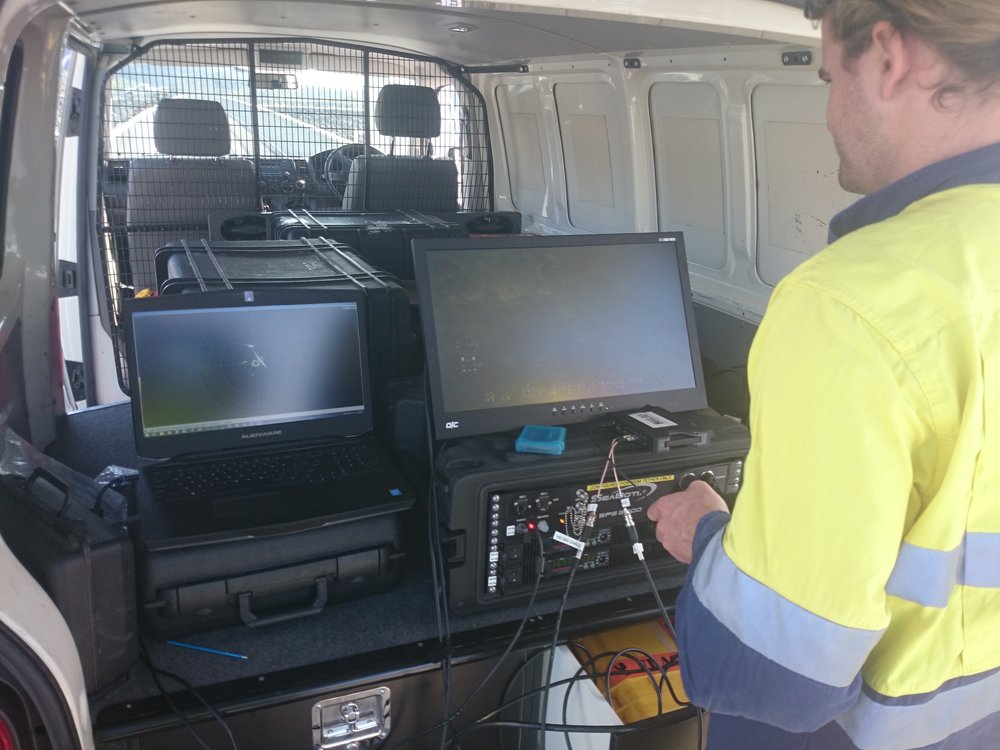 AUS-ROV Dam Inspections at Hinze Dam Remote Control Inspection 2.JPG
