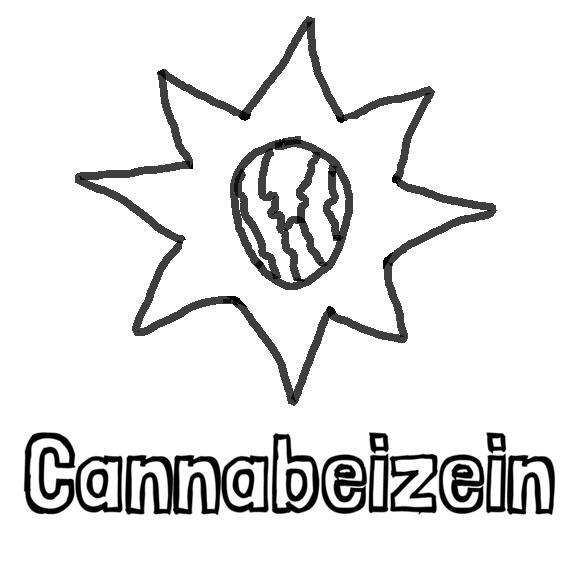 Cannabeizein Logo