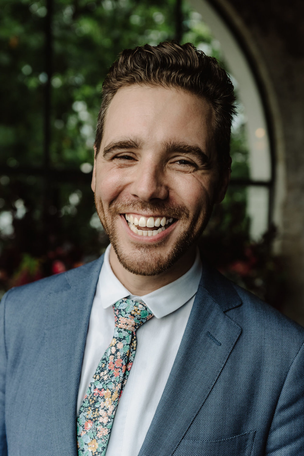 Damon Hughes - Awesome Melbourne Wedding Celebrant