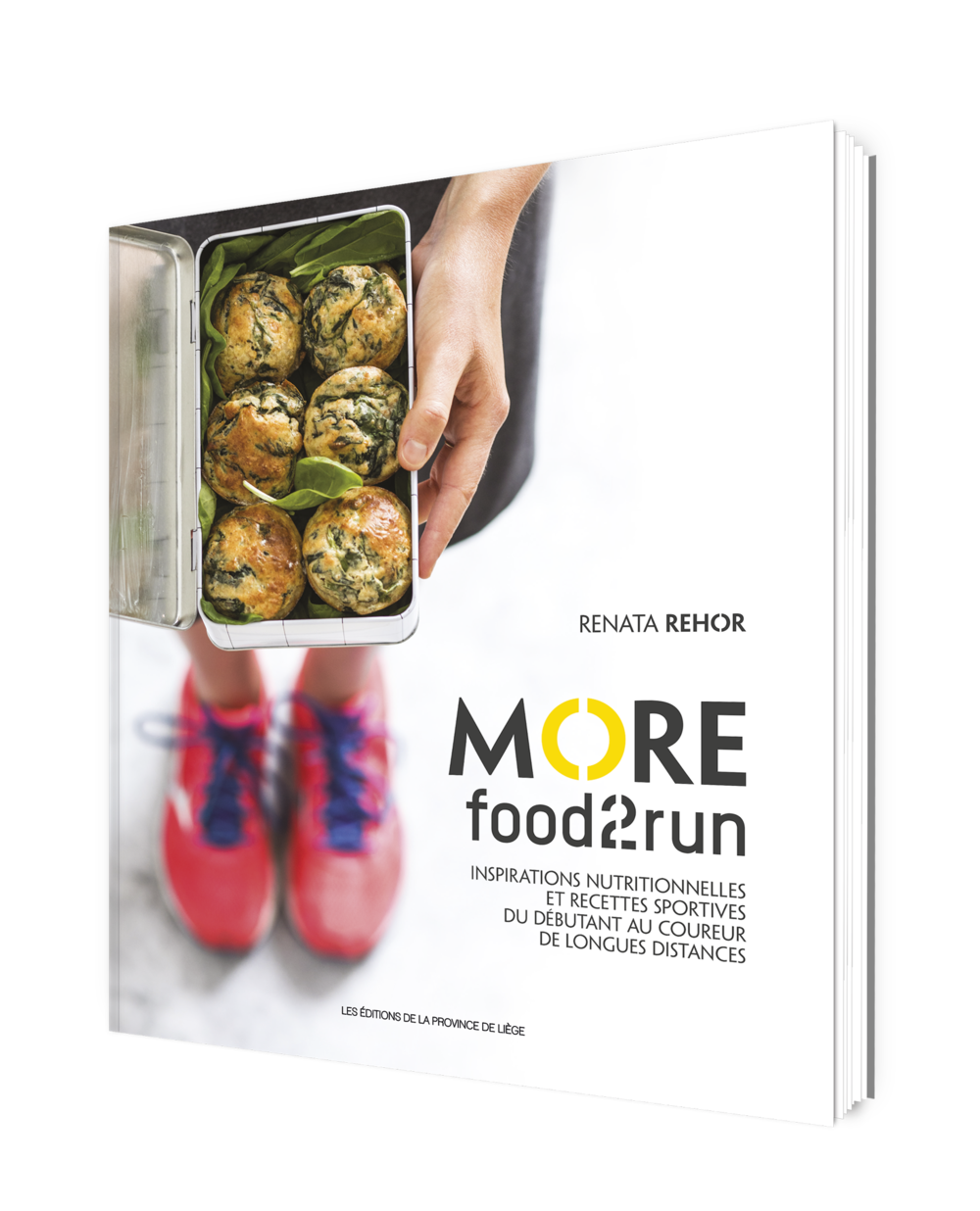 MORE food2run-livre