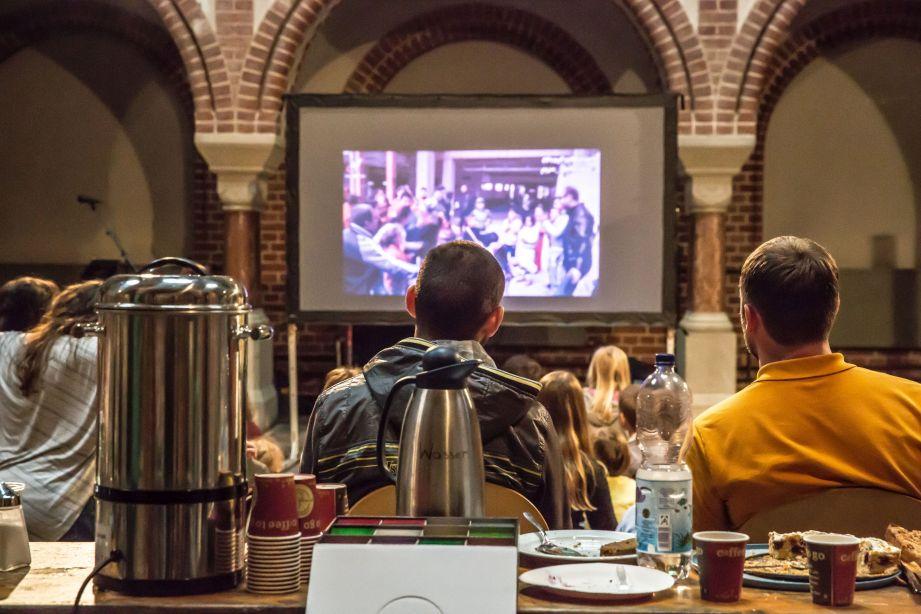 NEUIGKEITEN   Was passiert gerade in der Ev. Kulturwerkstatt Berlin und unseren Partnerprojekten. Aktuelle Infos, News, Berichte ...   hier erfährst du mehr →