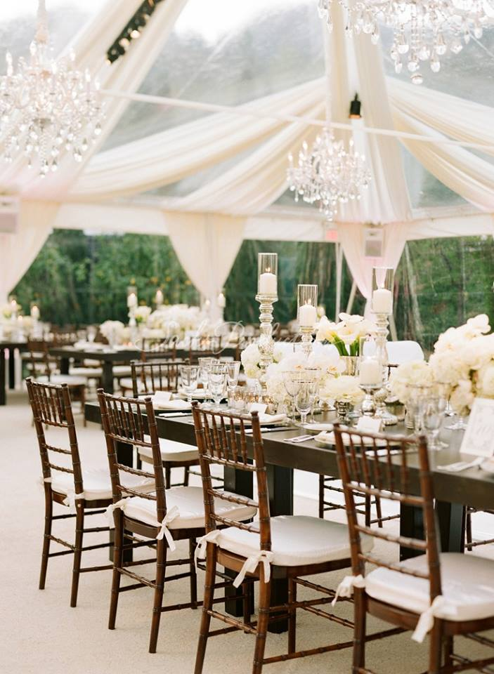 Copy of clear roof marquee hire