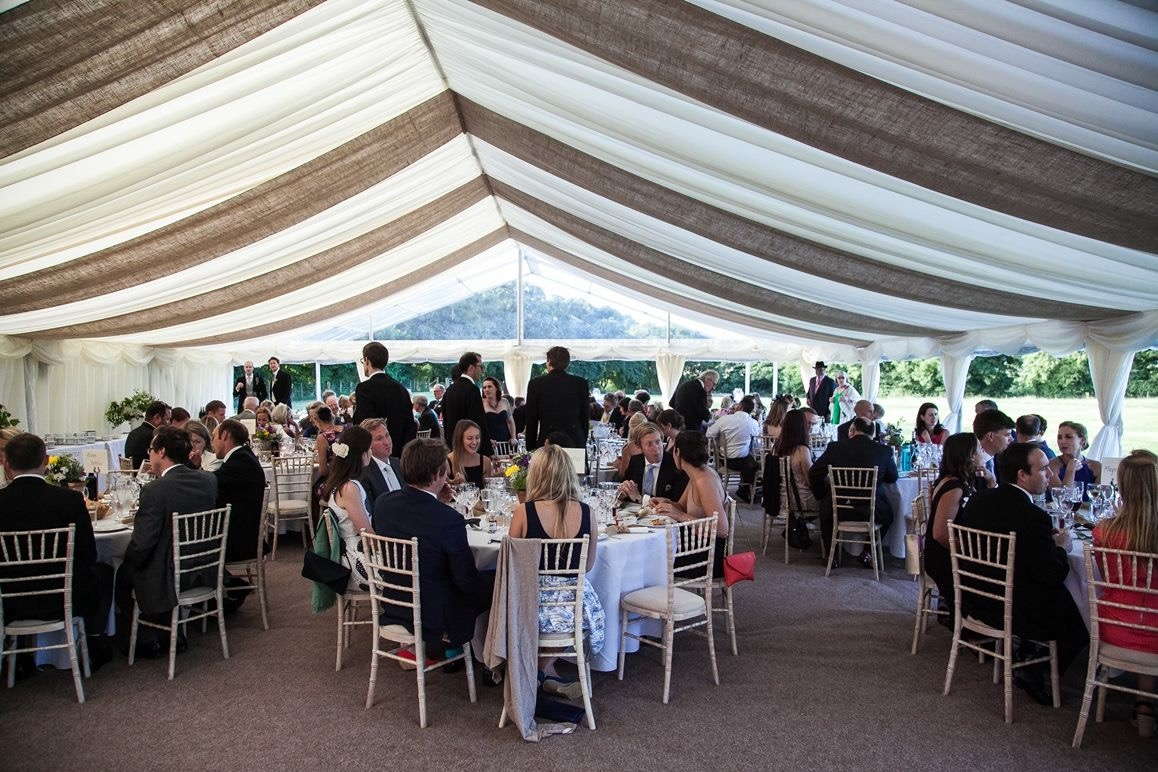 Marquee hire across yorkshire the north providing marquees for weddings private parties commercial corporate use