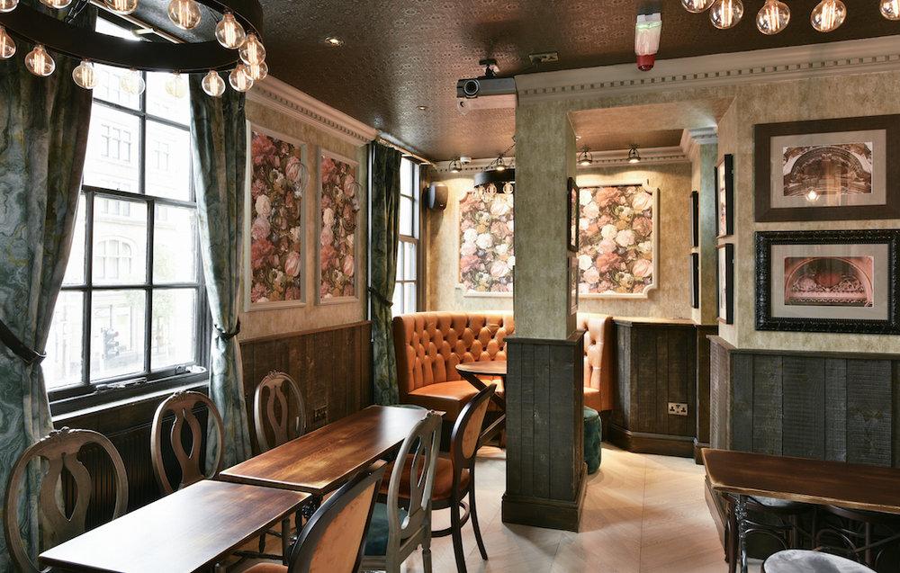 The Hop Merchant Bar Design