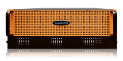 scalable redundant DDP series   Scalable DDPs  can be supplied as a non-redundant or fully redundant system. Scalable non-redundant DDPs consist of one DDP Head and a scalable number of storage arrays. Scalable redundant DDP consists of two DDP Heads and a scalable number of fully redundant storage arrays.  >> Read more