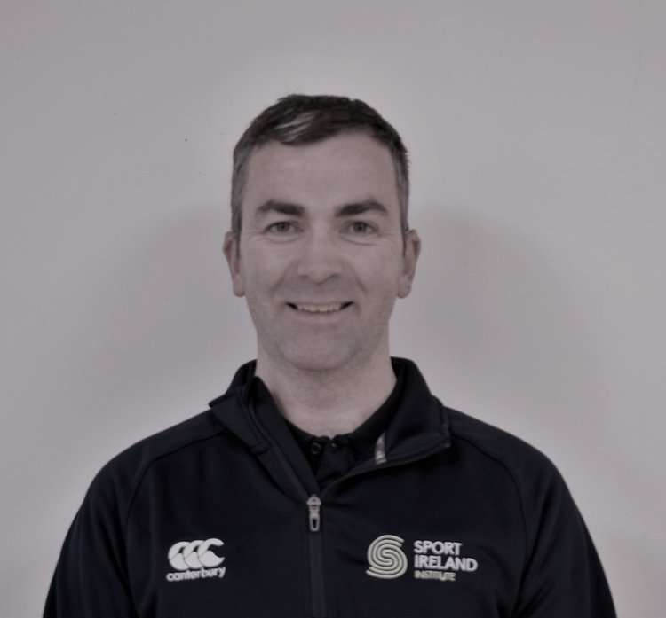 Alan Swanton, Head of Performance Analysis, Sport Ireland Institute