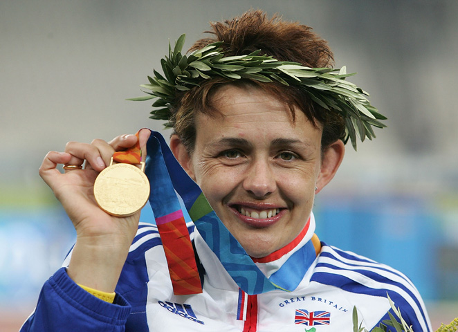 Baroness Tanni Grey Thompson, Paralympic Medalist & Crossbench Peer, House of Lords, UK Parliament