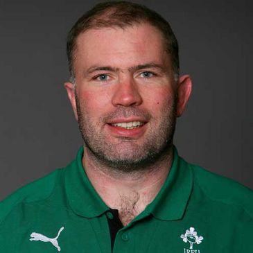 Colin McEntee, Head of Player Development, IRFU
