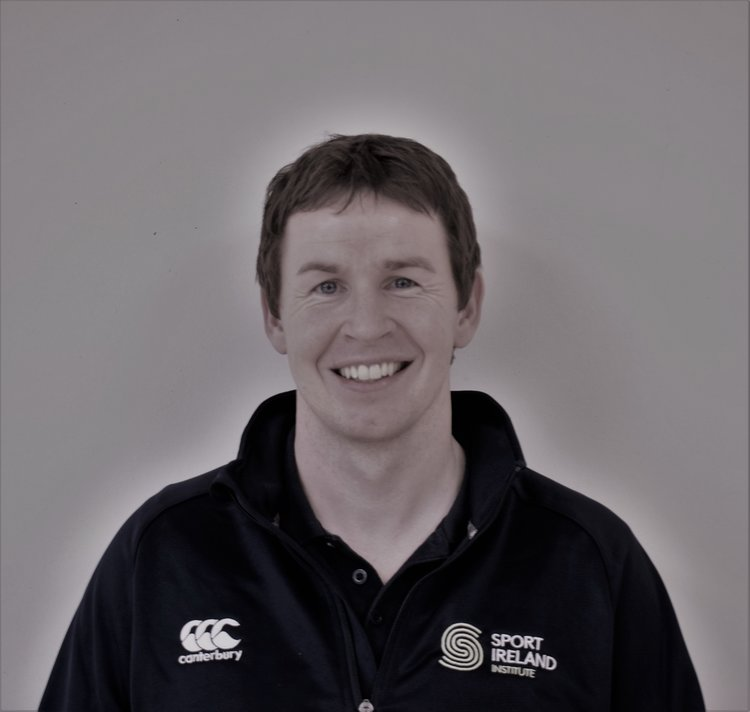 Eoin Rheinisch, 3 Time Olympian & Athlete Career Advisor, Sport Ireland Institute