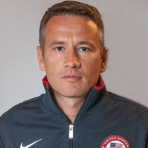 Finbarr Kirwan, High Performance Director, US Olympic Committee