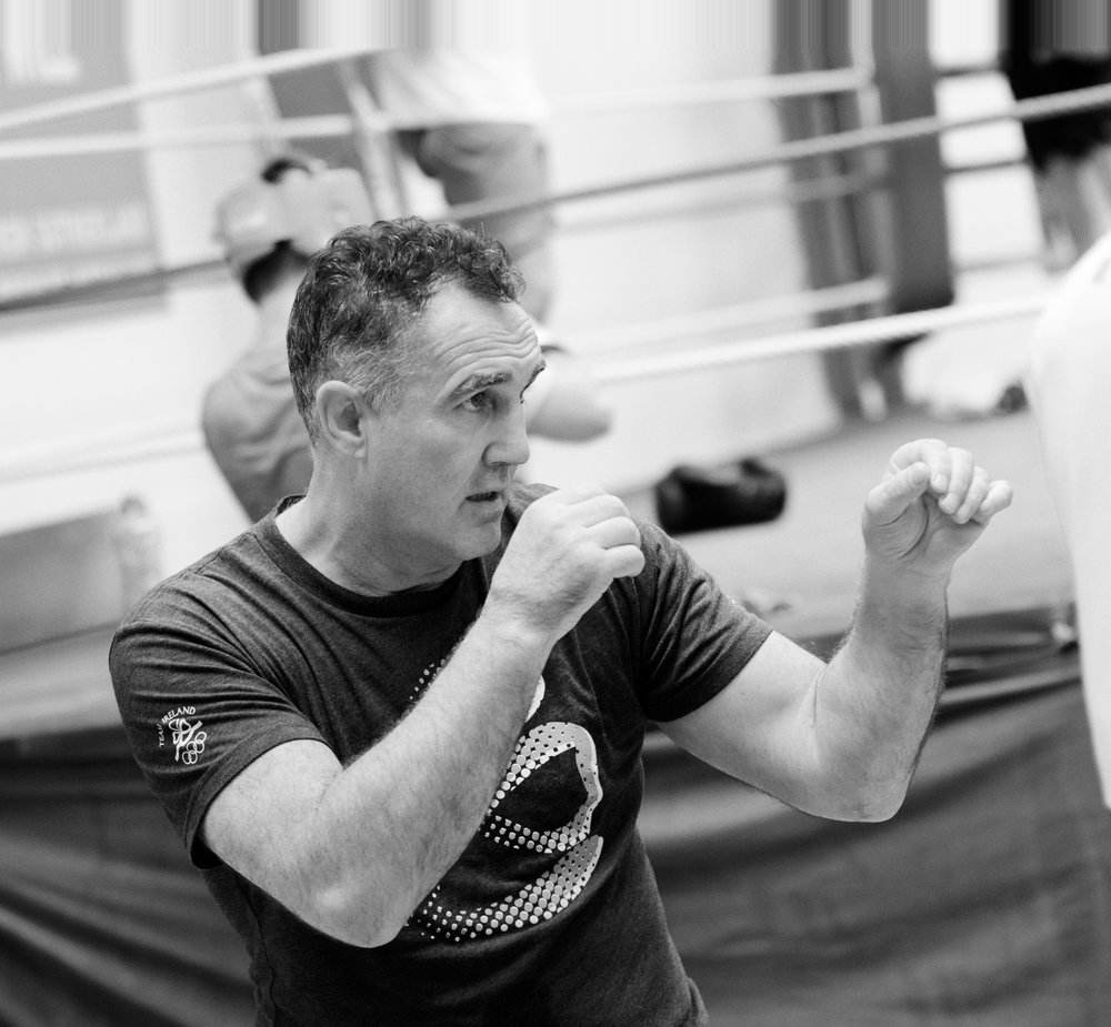 Billy Walsh, Head Coach, USA Boxing