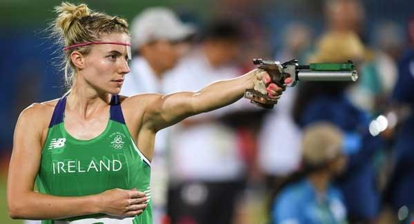 Natalya Coyle, Double Olympian